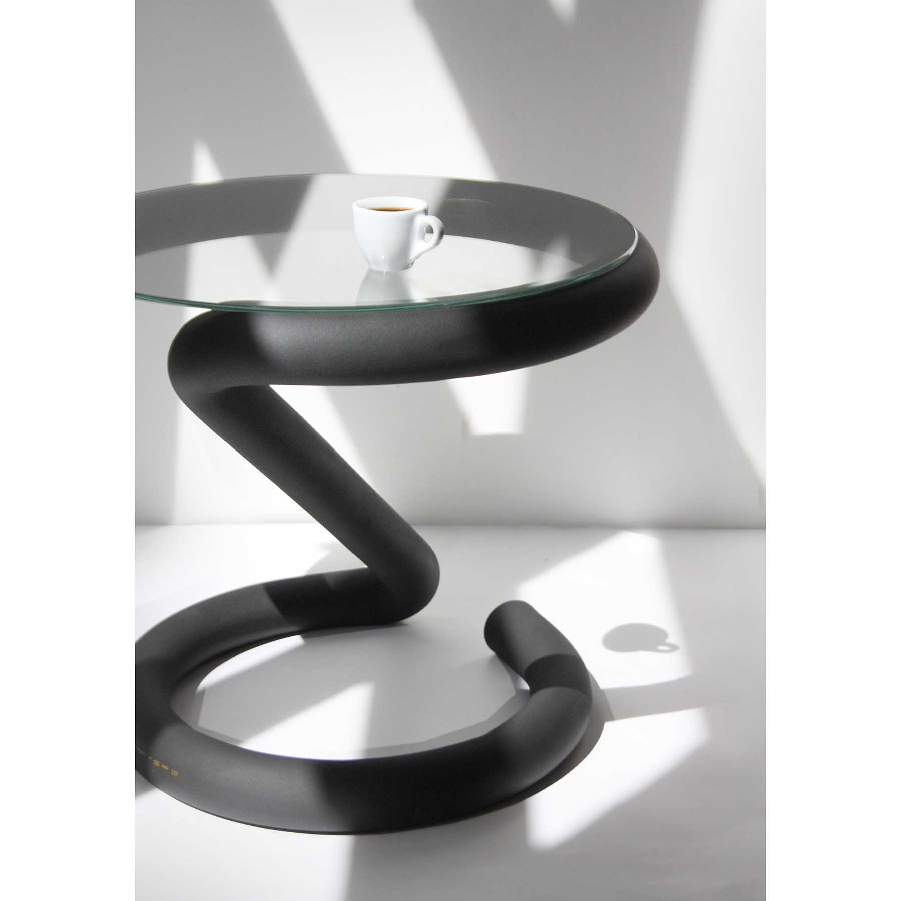 coffee table steel frame